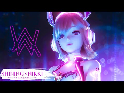 Alan Walker Remix   Alan Walker EDM Animation Music Video 2020