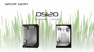 How to set up Secret Jardin grow tent DS120 | Product Tutorial