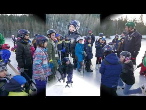 Hyresgäster bjöds på skridskodag