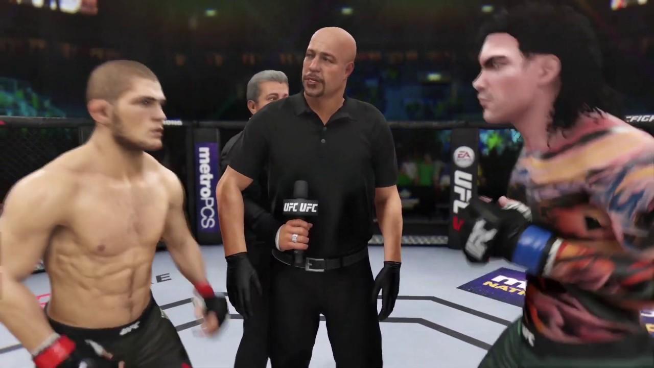 Khabib vs. Assassin Creed - EA Sports UFC 3
