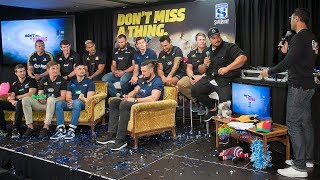 REACTION: 2018 Super Rugby launch