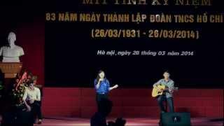 """""""Áo Xanh"""" Acoustic by Cheng"""