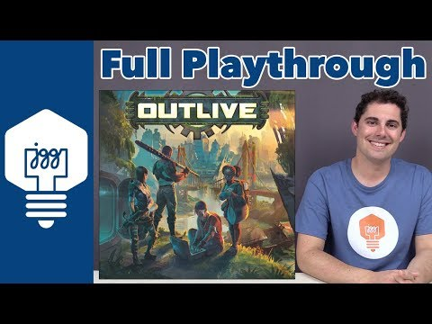 Outlive Full Playthrough - JonGetsGames