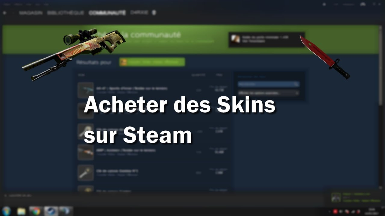 cs go skins steam