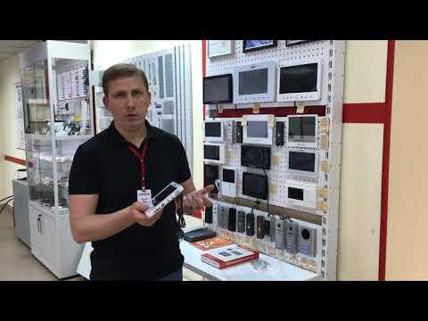 Видеобзор видеомонитора VM-7S OPTIMUS