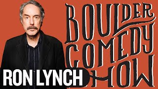 Meet Comedian Ron Lynch