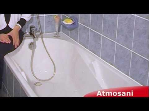 Rnover Les Surfaces Sanitaires Baignoires Lavabo Carrelages With Peinture  Pour Sanitaire.