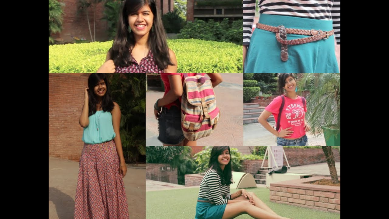 Back to School Outfit Ideas! :D