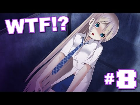 DID SHE JUST EAT ME!? (Yuri End) - Ep 8 - Malus Code