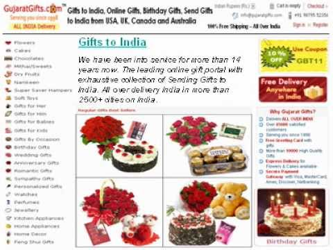 Gifts To India Send Online From Gujaratgifts