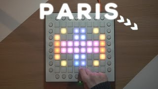 the chainsmokers paris beau collins remix   launchpad cover sbc kogi remake