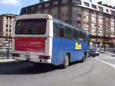 ANDORRA BUSES PMP DVD 1552 SEPTEMBER 2007