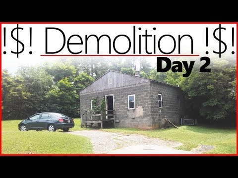 $12,000 Cash House - Demolition Day 2 - Investment Property - #5