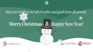 Merry Christmas & Happy New Year 2016! - Golden Dynamic | GetView | EOLAsia