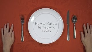 This is MIT: How to Make a Thanksgiving Turkey