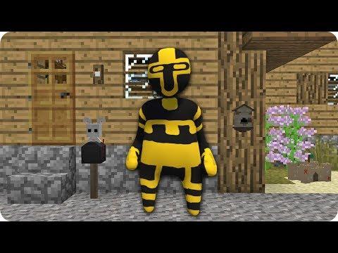 Massi Se Convierte En Plastilina Troll En Minecraft