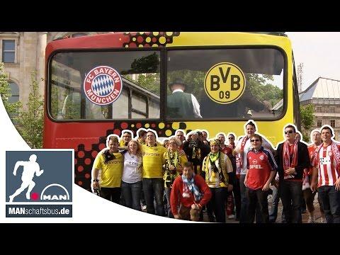 Berlin Im Final-Fieber Mit Borussia Dortmund Und Dem FC Bayern München (2012)