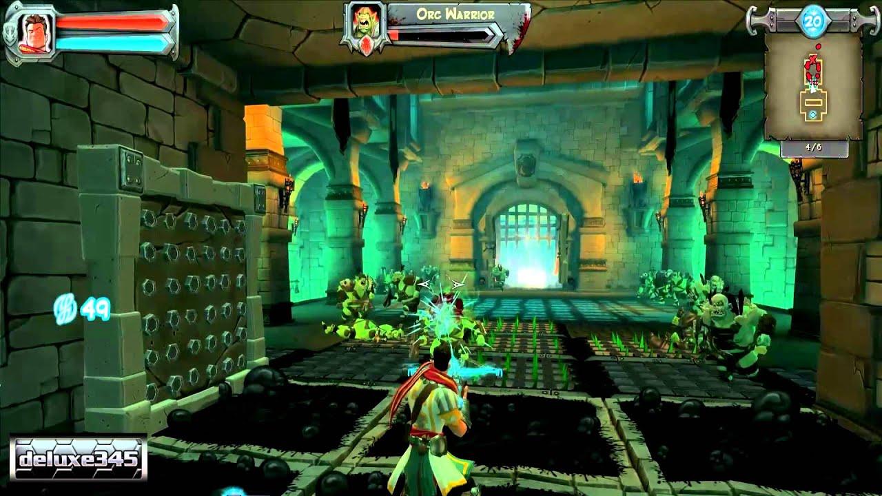 orcs must die gameplay pc hd youtube - Orcs Must Die