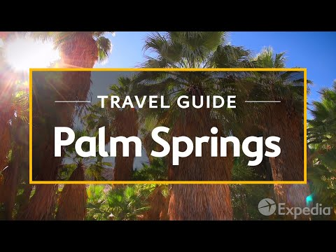Palm Springs Vacation Travel Guide | Expedia