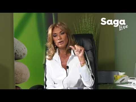 La Saga Live 23 agosto 2017 - Alicia Villarreal y Luisito Rey visitan La Saga