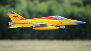 Repeat youtube video * SCARY FAST RC JET * 250mph+ BVM Super Bandit (Steve Prideaux)
