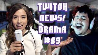 Twitch Drama/News #89 (Pokimane NFL ADS, Aus_Swag Harrasment, GreekGodX Ddos)