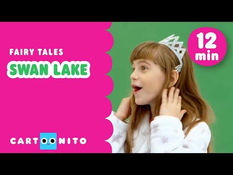 Swan Lake   Fairytales For Kids   Cartoonito UK
