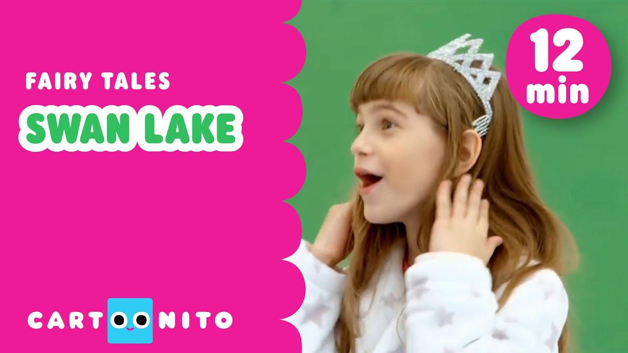 Download Swan Lake | Fairytales for Kids | Cartoonito UK