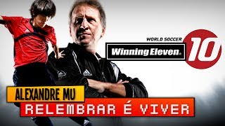 Relembrar é Viver: Winning Eleven 10 - PlayStation 2