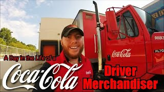 A Day in the Life of a Coca-Cola Driver: PJ
