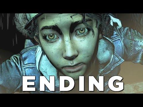 THE WALKING DEAD THE FINAL SEASON EPISODE 1 ENDING - Walkthrough Gameplay Part 5 (Season 4)