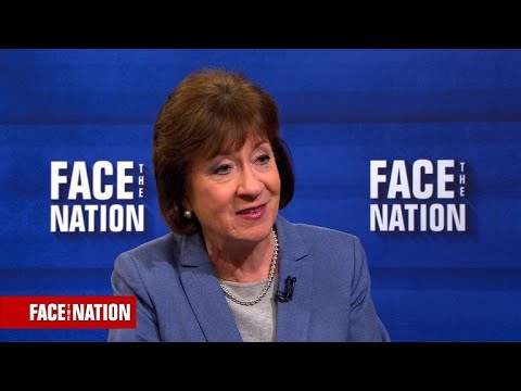 """Sen. Collins says she is """"disappointed"""" the RNC resumed its support of Roy Moore"""
