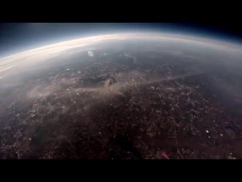 [Trailer] Duke University High Altitude Balloon Launch - 12/6