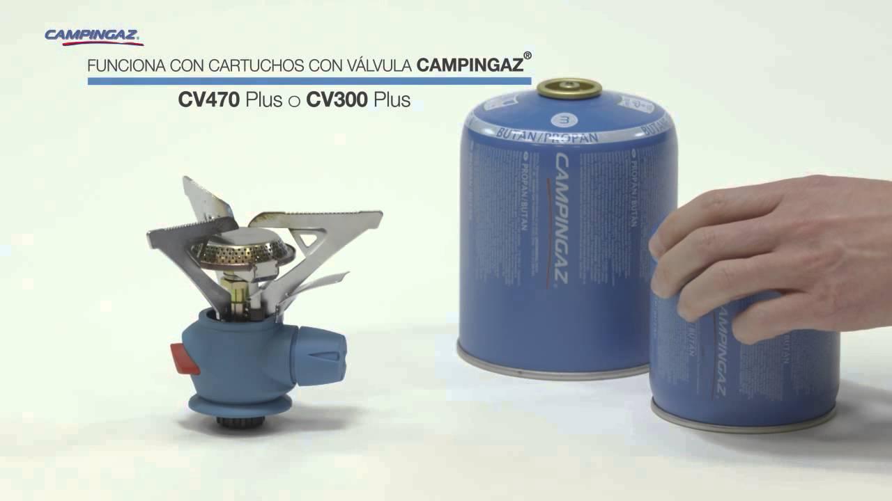 Campingaz® Twister® Plus PZ Hornillo - ES