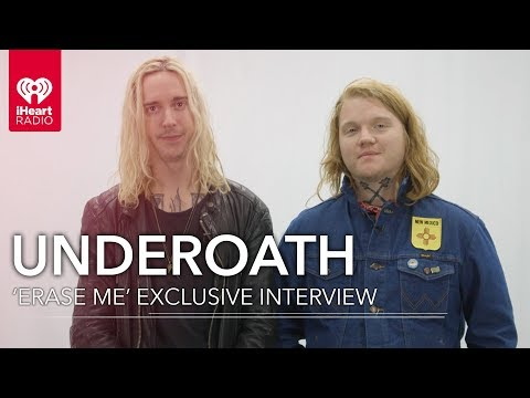 Underoath 'Erase Me' + The Band Coming Back Together   Exclusive Interview