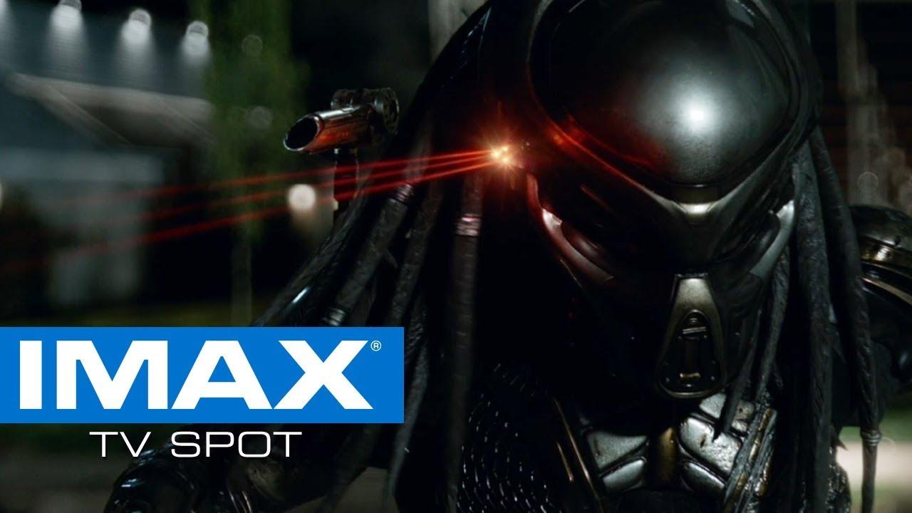 Download The Predator IMAX® Exclusive TV Spot