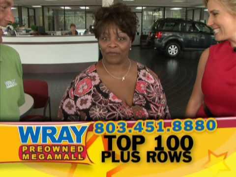 Vicki: I Was Treated Special - Newberry, SC - Wray Automotive