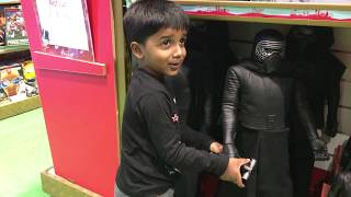 Saturday Vlog | Weekend Masti | Phoenix Market City | Hamleys | Transformer Cars | Blocks |