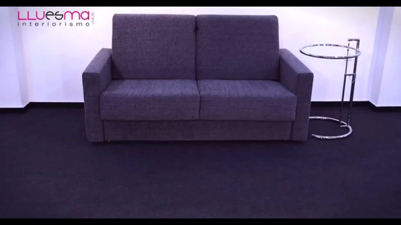 Sof cama apertura italiana es interiorismo youtube - Sofa cama madrid ...