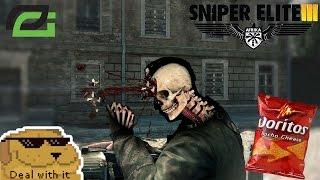 Sniper Elite 3 - NUTSHOT