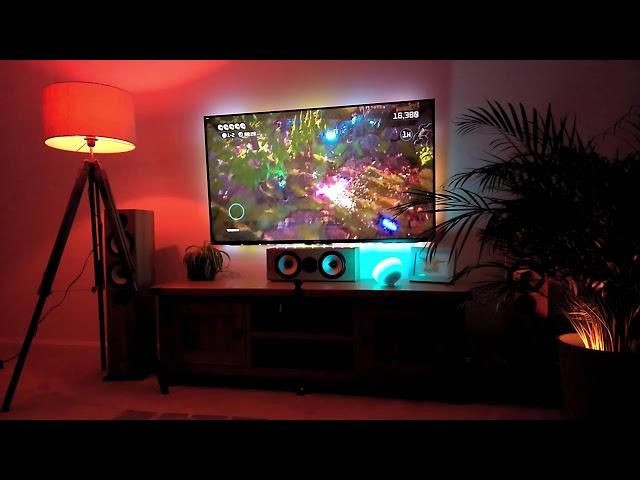 hueDynamic Hue Lights App - YouTube