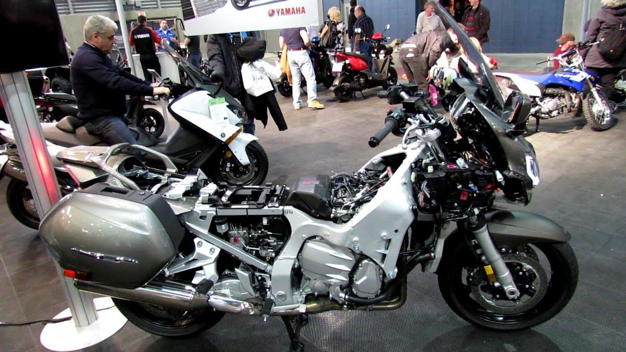 tuning moto fjr 1300