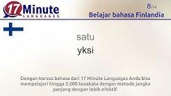 Video belajar bahasa Finlandia gratis