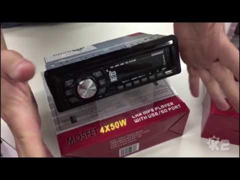 Auto Radio Mp3 Player Som Automotivo Usb Sd Toca Fm Pendrive