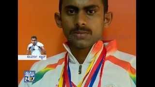 Mix martial arts champion Naveen   Bangalore