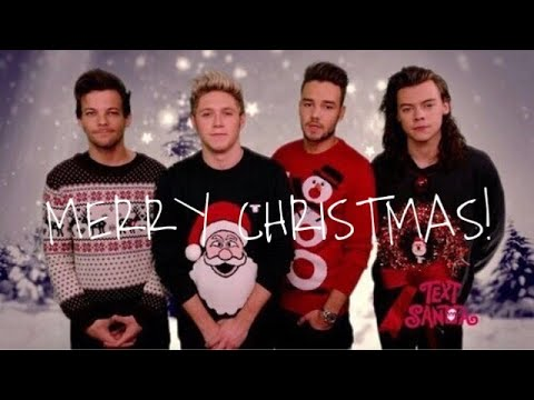 One Direction // Merry Christmas!