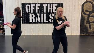 "DANCE CARDIO - ""SO FRESH, SO CLEAN"" (ROUTINE 7) - OFF THE RAILS ONLINE"