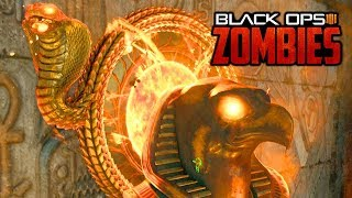 CALL OF DUTY BLACK OPS 4 Zombie Mode Gameplay - Götter Milch