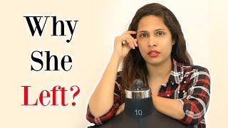 Why SHE Left? ........... #DilSeWithShruti | Shruti Arjun Anand