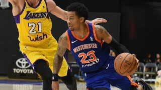 Trey Burke Pre-Showcase NBA G League Season Highlights